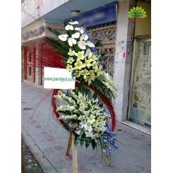 تاج گل کد DF09601