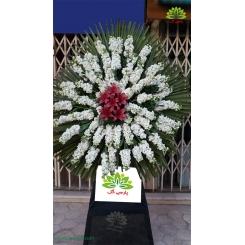 تاج گل عزا دو متری کد DF10201