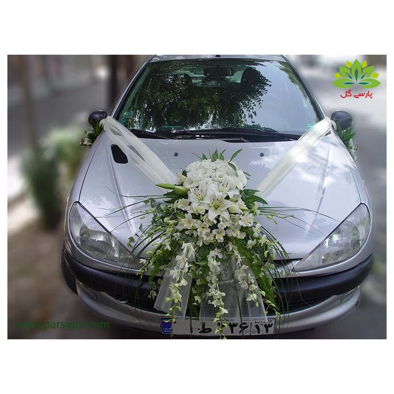 ماشین عروس کد CR102