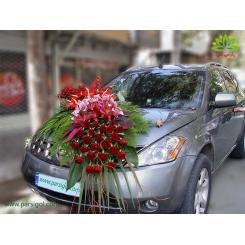 ماشین عروس کد CR109