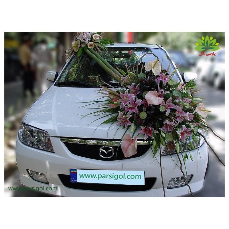 ماشین عروس کد CR115