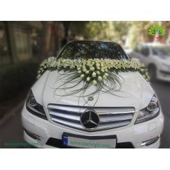 ماشین عروس کد CR026