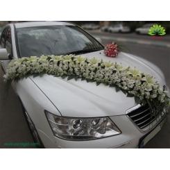ماشین عروس کد CR050