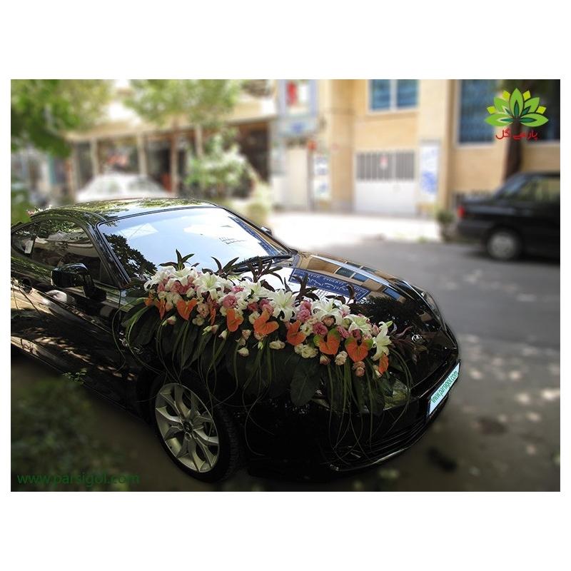 ماشین عروس کد CR224