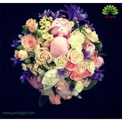 گل دست عروس کد DF01204