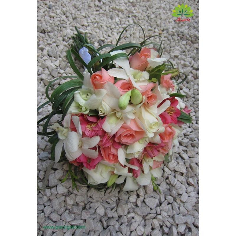 گل دست عروس کد DF01504