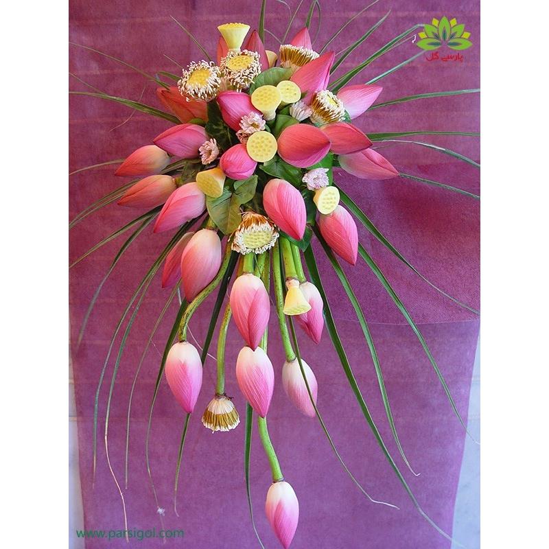 گل دست عروس کد DF02204
