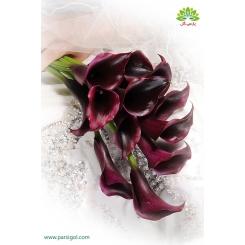 دسته گل حنابندون شیپوری کد DF02504