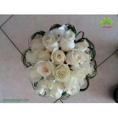 دسته گل عروس کد DF03004