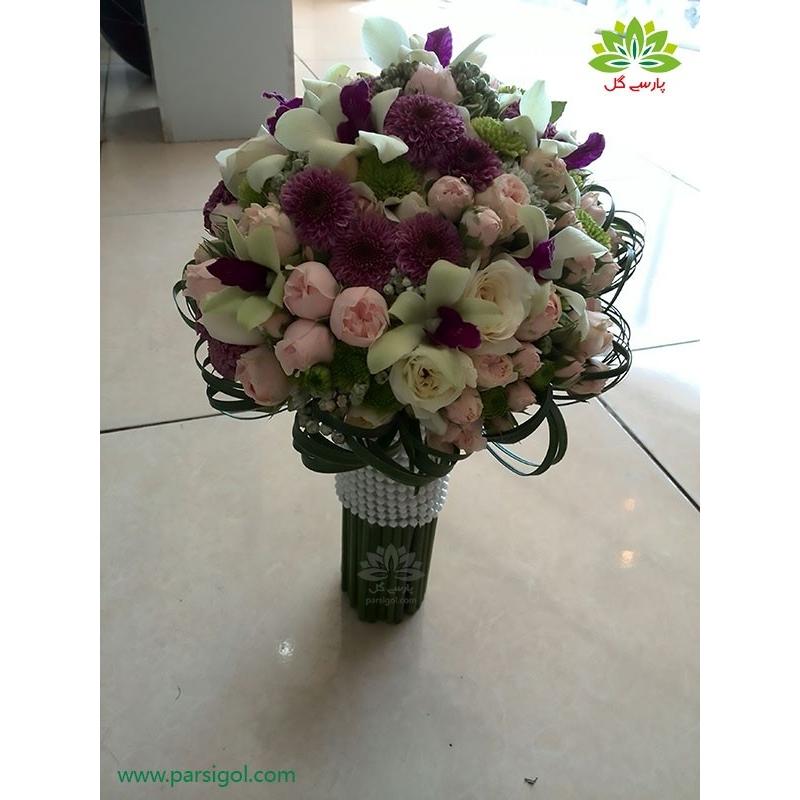 گل دست عروس کد DF03104