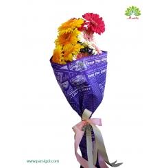 دسته گل تبریک تولد کد DF00203