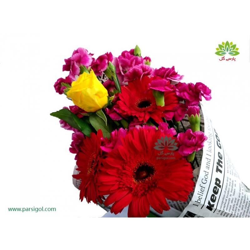 دسته گل کد DF00403