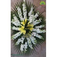 سبد گل مراسم خاکسپاری و ختم کد DF00106