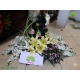 سبد گل تسلیت و ترحیم لاکچری کد DF00606
