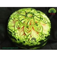 میوه آرایی هندوانه شب یلدا کد YL01101