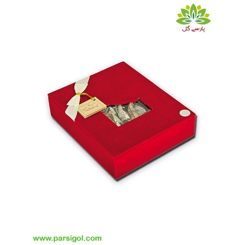 گز لقمه سکه (طرح باکس قرمز)