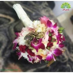 دسته گل عروس کد DF05204