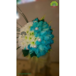 گل دست عروس کد DF06404
