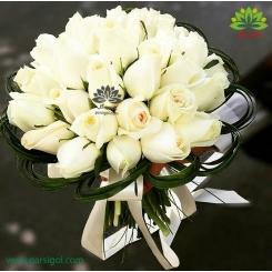 گل دست عروس کد DF06804
