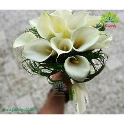 گل دست عروس کد DF07004