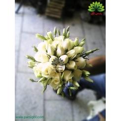 گل دست عروس کد DF07804