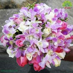 گل دست عروس کد DF07904