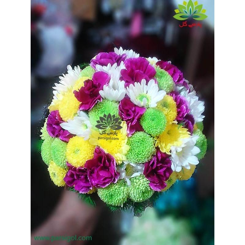 گل دست عروس کد DF08004