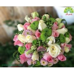 گل دست عروس کد DF08104