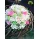 گل دست عروس کد DF08204