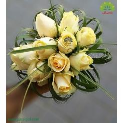 گل دست عروس کد DF09004