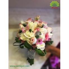 گل دست عروس کد DF09404
