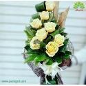 دسته گل تولد رویایی کد DF02503