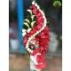 سبد گل تبریک عروسی و ازدواج لاکچری کد DF08602