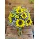 دسته گل آفتابگردان زینتی کد DF03803