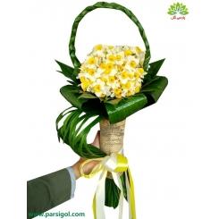 دسته گل نرگس معطر کد DF00903