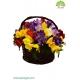 سبد گل معطر فرزیا کد DF10602
