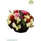 سبد گل بهاری فرزیا و رز کد DF10802