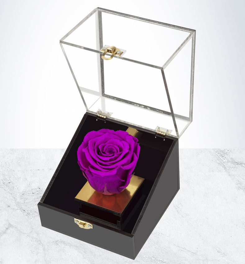جدید ترین گل رز جاودان، قیمت گل رز طبیعی ماندگار، سفارش آنلاین گل رز طبیعی جاودان