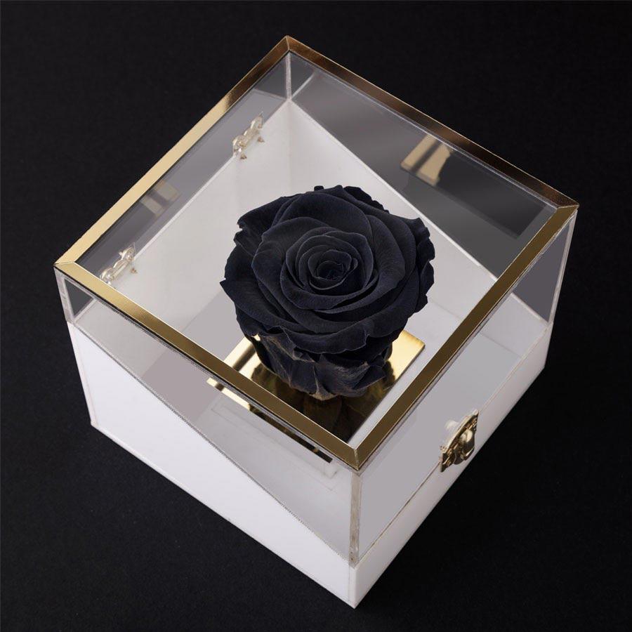 شیک ترین گل رز ماندگار و گل رز جاودان طبیعی هدیه ولنتاین