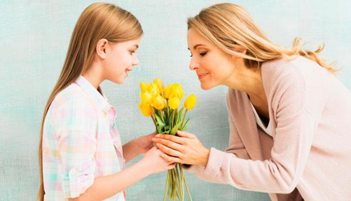 بهترین دسته گل برای روز مادر